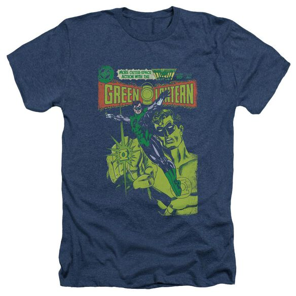 Green Lantern Vintage Cover Adult Heather