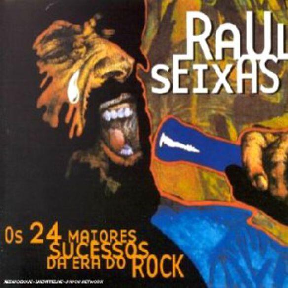 Raul Seixas - Os 24 Maiores Sucessos Da Era Do Rock