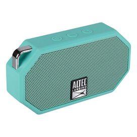 Altec Lansing IMW258 Mini H2O 3 Portable Bluetooth Waterproof Speaker (Mint)