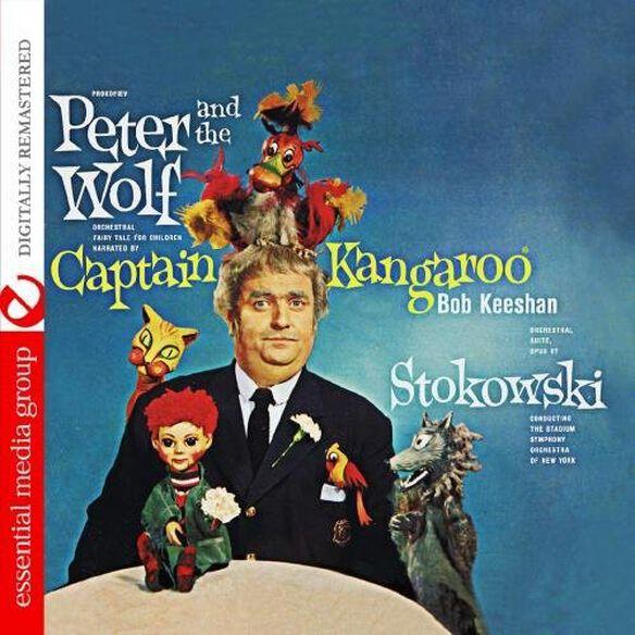 Captain Kangaroo - Peter & the Wolf