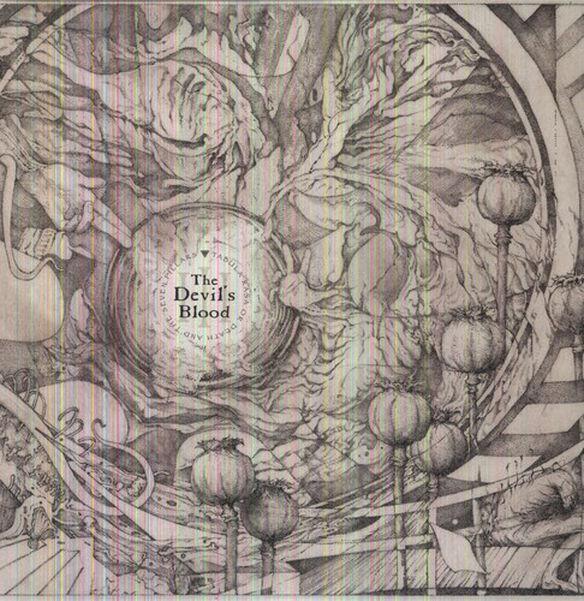 The Devil's Blood - III: Tabula Rasa Or Death and The Seven Pillars