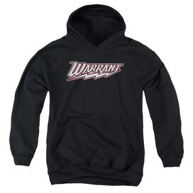 Warrant Warrant Logo Youth Pull Over Hoodie