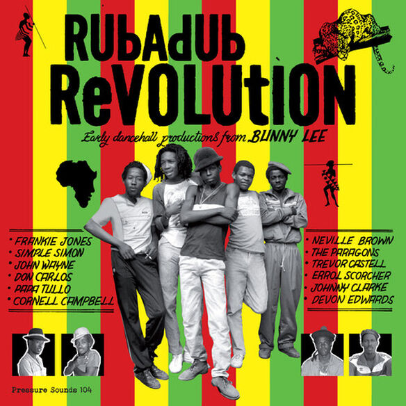 Various Artists - Rubadub Revolution / Various