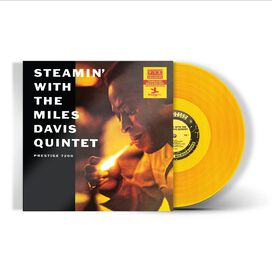 Miles Davis - Miles Davis - Steamin' with the Miles Davis Quintet [Exclusive Translucent Gold & Red Vinyl]