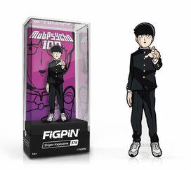 FiGPiN Classic: Mob Psycho 100 - Shigeo Kageyama