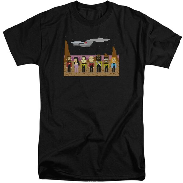 Star Trek Tng Trexel Crew Short Sleeve Adult Tall T-Shirt