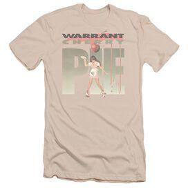 Warrant Cherry Pie Short Sleeve Adult T-Shirt