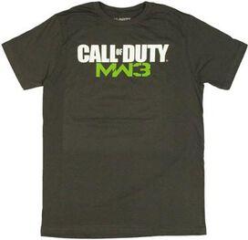 Modern Warfare 3 T-Shirt Sheer
