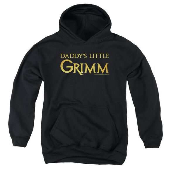 Grimm Daddys Little Grimm Youth Pull Over Hoodie
