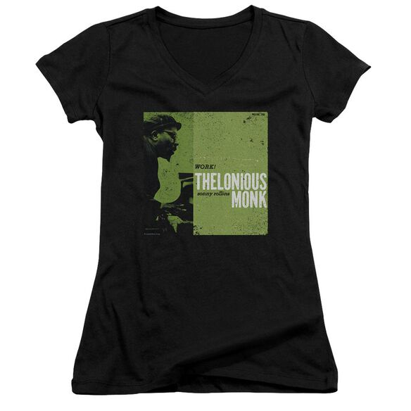 Thelonious Monk Work Junior V Neck