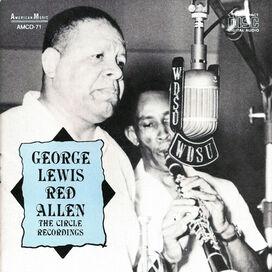 George Lewis - George Lewis with Red Allen