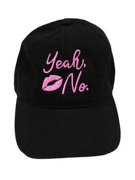 Yeah, No Hat