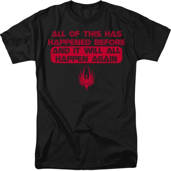 BSG IT WILL HAPPEN AGAIN-S/S T-Shirt