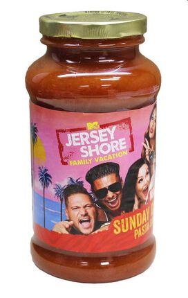 Jersey Shore Family Vacation Sunday Dinner Marinara Pasta Sauce