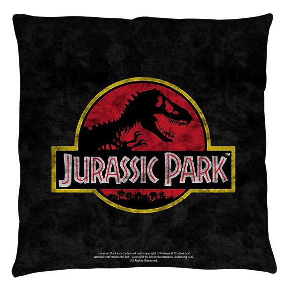 Jurassic Park Classic Logo Throw