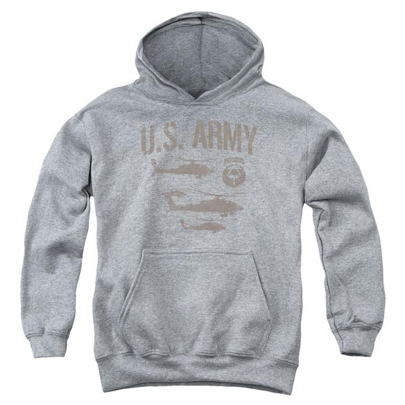 Army Airborne Youth Pull Over Hoodie