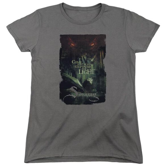 Hobbit Taunt Short Sleeve Womens Tee T-Shirt