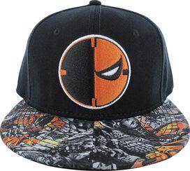 Deathstroke Logo Hat