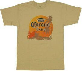 Corona Beach T-Shirt