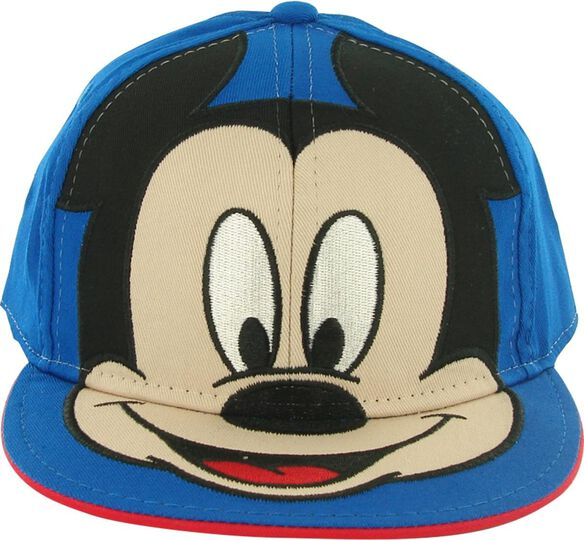 27efe8c5 Images. Mickey Mouse Big Face Youth Hat