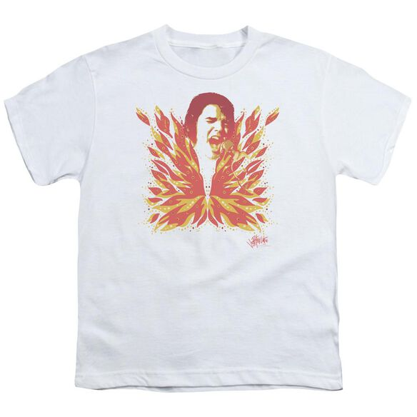 Elvis His Latest Flame Short Sleeve Youth T-Shirt