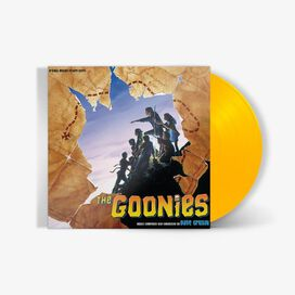Dave Grusin - The Goonies Original Motion Picture Score [Exclusive Canary Yellow 2LP Vinyl]
