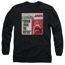 JAWS TERROR-L/S T-Shirt