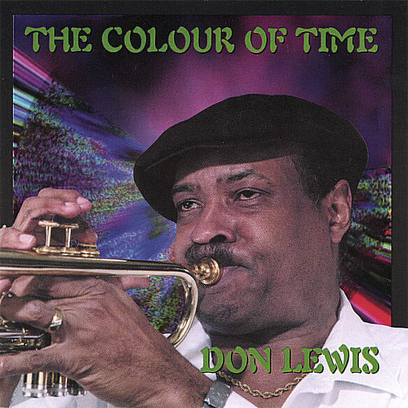 Don Lewis - Colour of Time