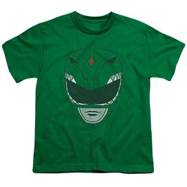 Power Rangers Ranger Short Sleeve Youth Kelly T-Shirt