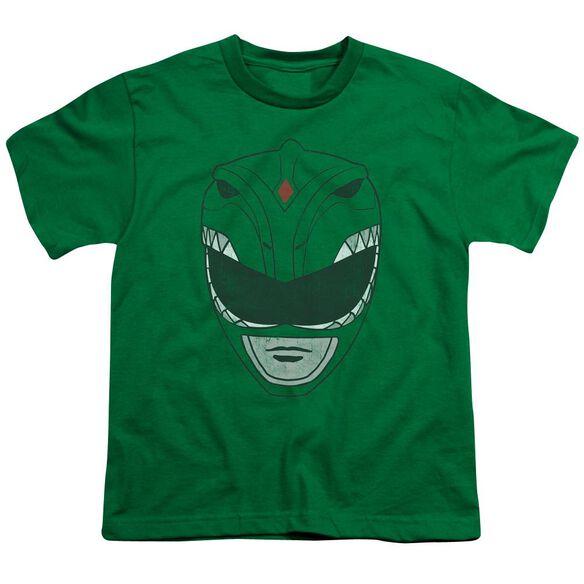 Power Rangers Ranger Short Sleeve Youth Kelly T-Shirt