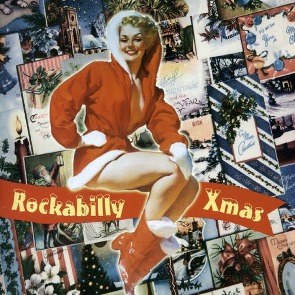 Various Artists - Rockabilly Xmas