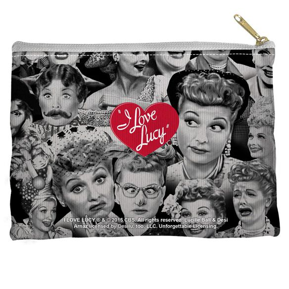 I Love Lucy Faces Accessory
