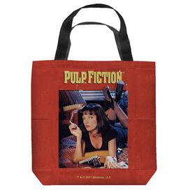 Pulp Fiction Pf Poster Tote Bag