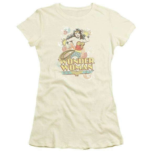 Dc Strength Short Sleeve Junior Sheer T-Shirt