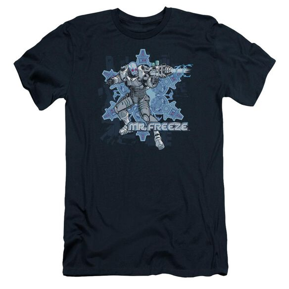 Batman Mr Freeze Short Sleeve Adult T-Shirt