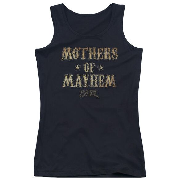 Sons Of Anarchy Mothers Of Mayhem Juniors Tank Top