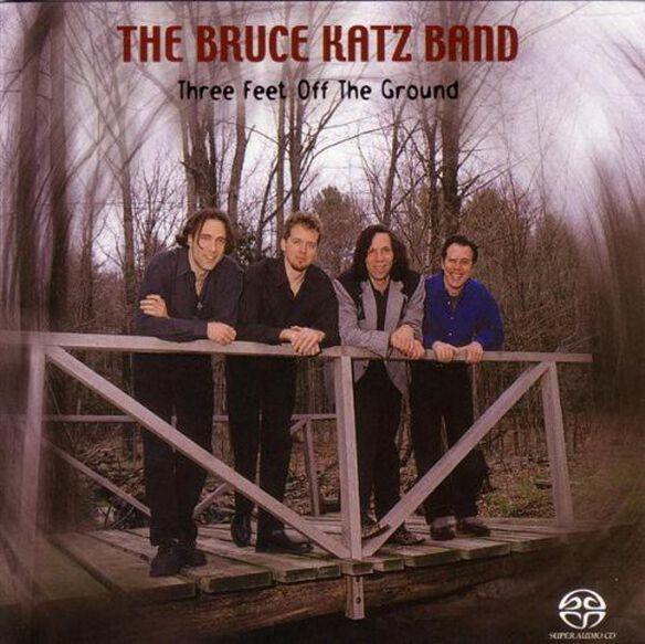 Bruce Katz - Three Off the Ground