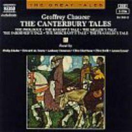 Various Artists - Canterbury Tales [Audio Book]