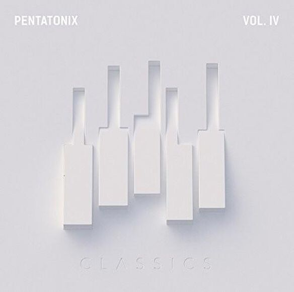 PTX, Vol. 4 - Classics By Pentatonix - Used On CD