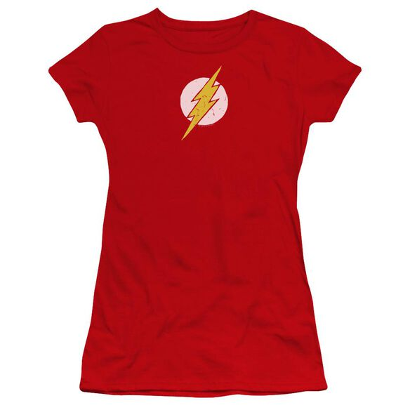 Jla Rough Flash Premium Bella Junior Sheer Jersey