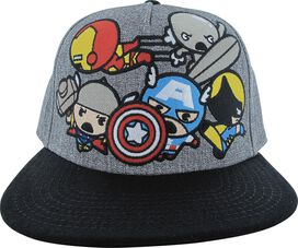 Marvel Kawaii Characters Hat