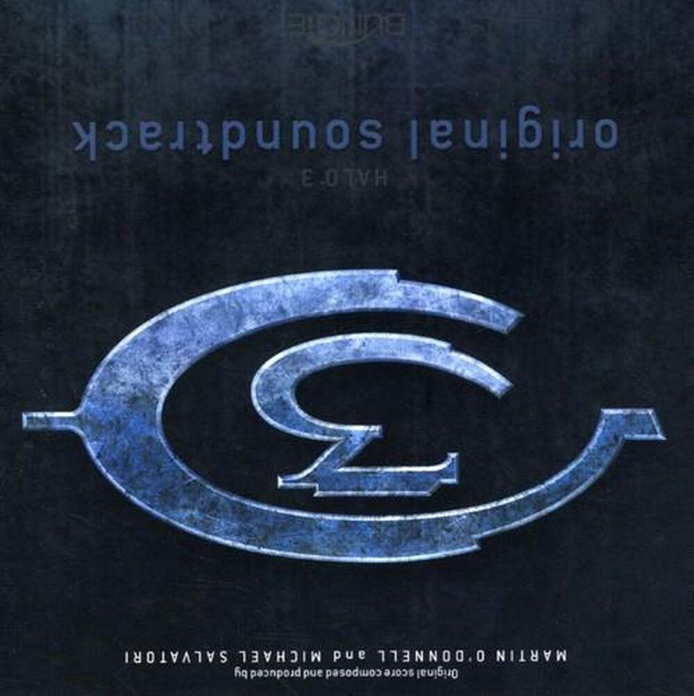 Halo 3 Odst Original Soundtrack By Martin Odonnellmichael