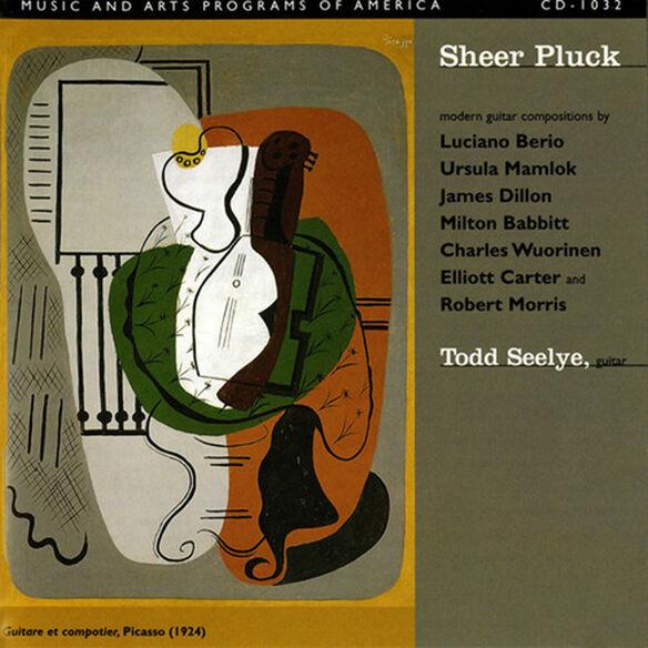 Berio/ Mamlok/ Dillon/ Babbitt/ Seelye - Sheer Pluck