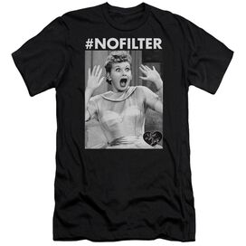 I Love Lucy No Filter Hbo Short Sleeve Adult T-Shirt