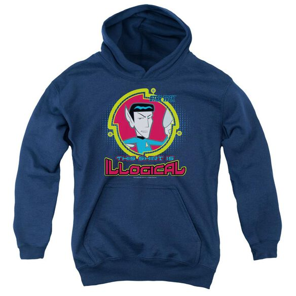 Quogs Illogical Youth Pull Over Hoodie
