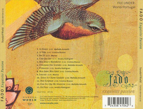 Fado:Exquisite Passion903