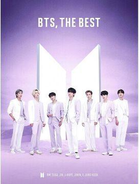 Bts - The Best (Version A) (2CD + Blu-Ray/Region A)