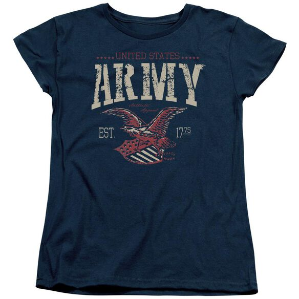 Army Arch Short Sleeve Womens Tee T-Shirt