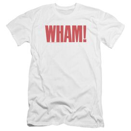 Wham Logo Hbo Short Sleeve Adult T-Shirt