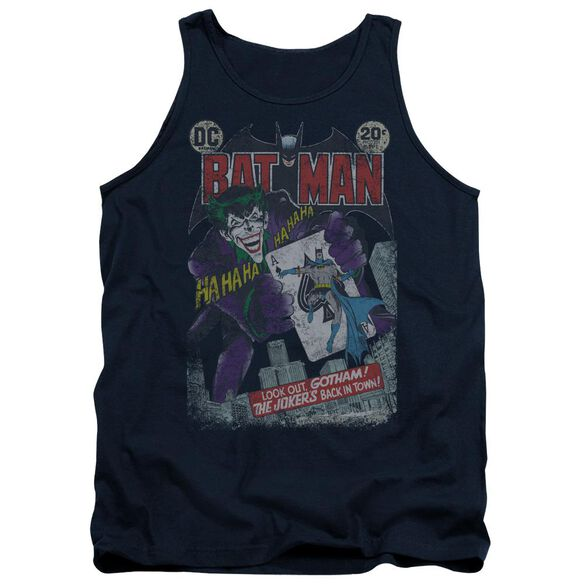 Batman #251 Distressed Adult Tank
